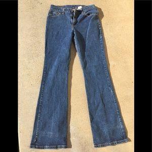 Levi's 517 Slim Fit Boot Cut 7